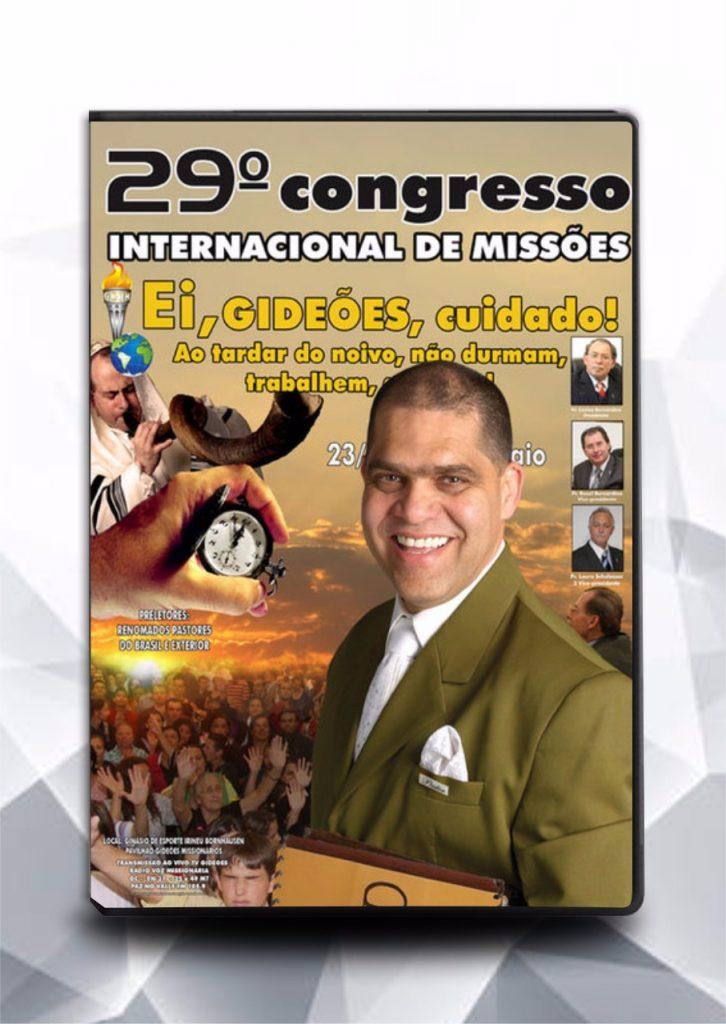 DVD Pastor Marcos