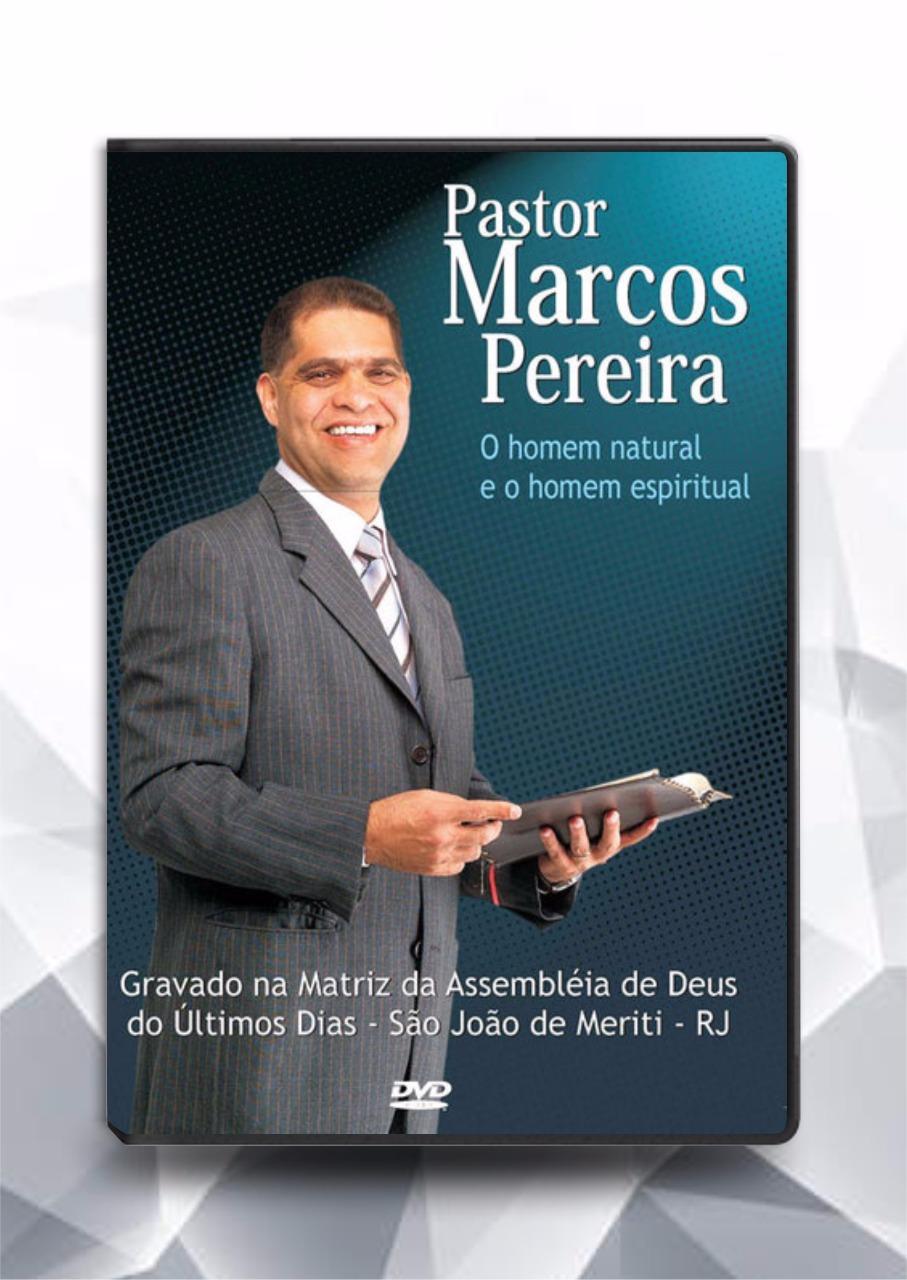 DVD – Pastor Marcos 2